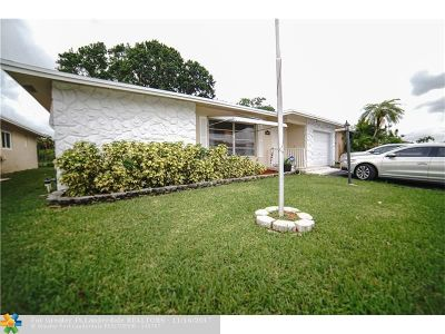Deerfield Beach Single Family Home For Sale: 1200 NW 48th Pl