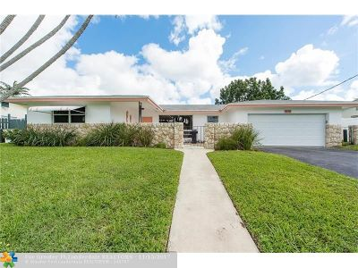Coconut Creek Single Family Home For Sale: 650 NW 43rd Ave
