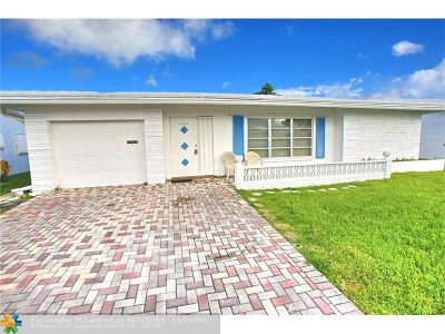 Tamarac Single Family Home For Sale: 7504 NW 70th Ter
