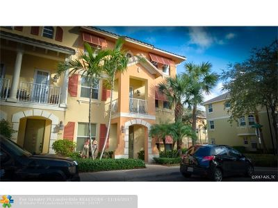 Boynton Beach Condo/Townhouse For Sale: 1511 Via Alferi #1511