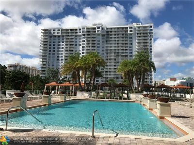 Aventura Condo/Townhouse For Sale: 2851 NE 183 St #1604