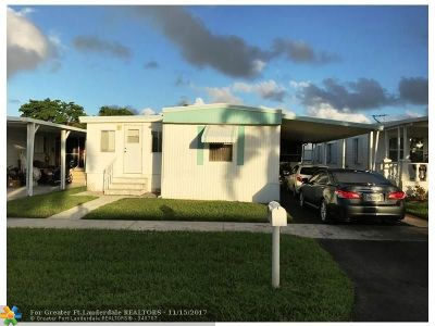 Fort Lauderdale Single Family Home For Sale: 5120 SW 24th Ave