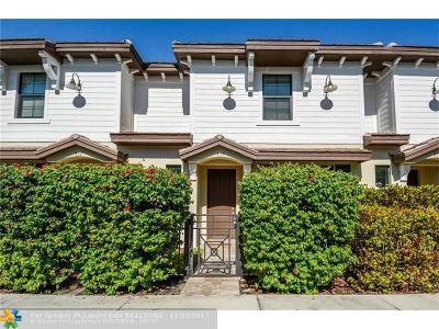 Pompano Beach Condo/Townhouse For Sale: 835 S Ocean Blvd #835