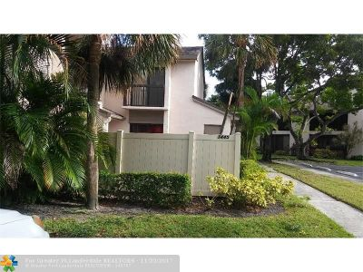 Coconut Creek Rental For Rent: 3445 NW 47th Ave #3197