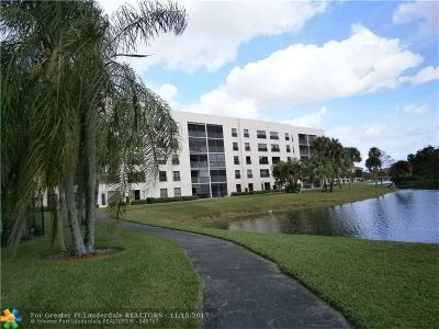 Coconut Creek Condo/Townhouse For Sale: 3050 NW 42nd Ave #501
