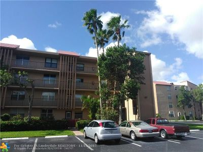Margate Condo/Townhouse For Sale: 363 N Rock Island Rd #108