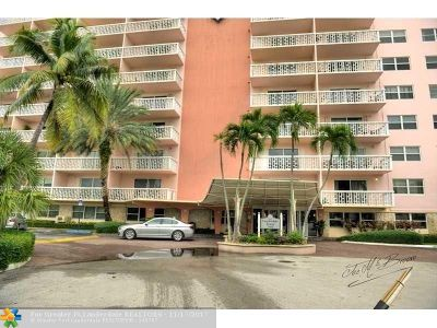 Fort Lauderdale Condo/Townhouse For Sale: 2900 NE 30th St #B-5