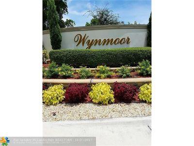 Coconut Creek Rental For Rent: 2710 Nassau Bnd #A2