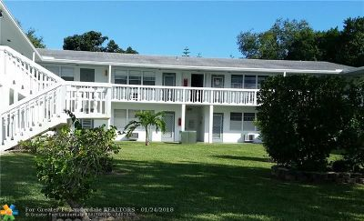 Deerfield Beach Condo/Townhouse For Sale: 226 Tilford K #226