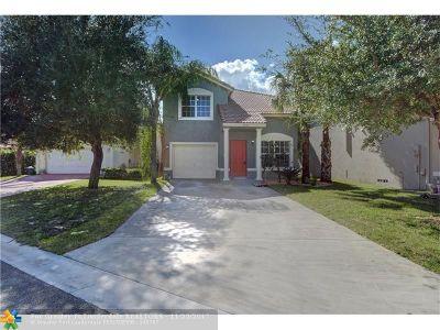 Boynton Beach Single Family Home For Sale: 4846 Purdue Dr
