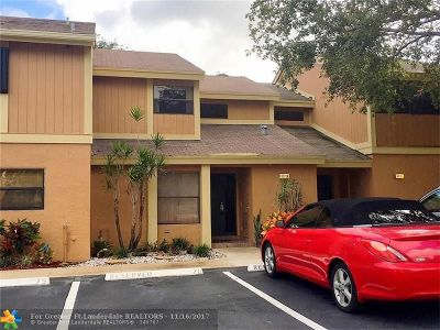 Coconut Creek Condo/Townhouse For Sale: 2119 NW 45th Ave #515