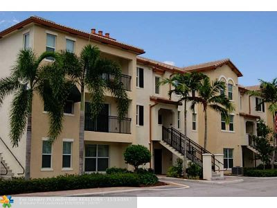 Coconut Creek Rental For Rent: 5401 Wiles Rd #2-304