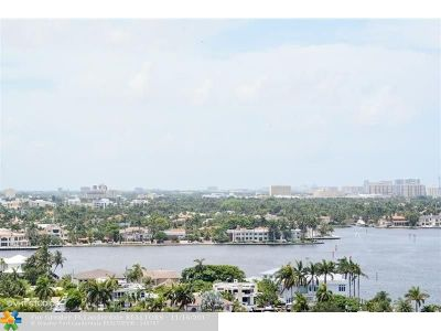 Fort Lauderdale Condo/Townhouse For Sale: 1819 SE 17th St #1512