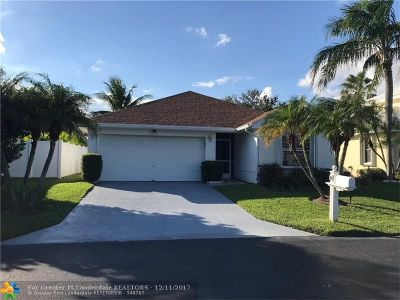 Boynton Beach Single Family Home For Sale: 1231 Sussex St
