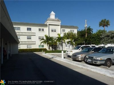 Pompano Beach Condo/Townhouse For Sale: 1439 S Ocean Blvd #212