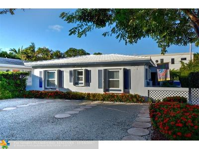 Fort Lauderdale Multi Family Home For Sale: 1637 NE 5th Ct