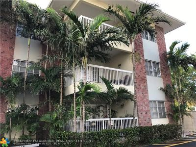 Fort Lauderdale Condo/Townhouse For Sale: 2424 SE 17th St #212B