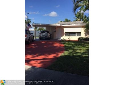 Deerfield Beach Single Family Home For Sale: 1001 SE 13th Ct