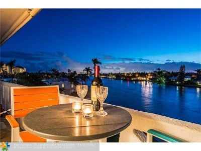 Fort Lauderdale Condo/Townhouse For Sale: 3100 NE 28th St #402
