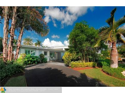 Fort Lauderdale Single Family Home For Sale: 1927 SE 23rd Ave