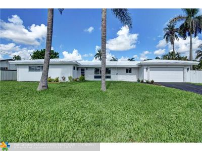Deerfield Beach Single Family Home For Sale: 1209 SE 12th Terrace