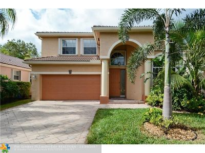 Coral Springs Single Family Home For Sale: 1040 NW 117th Ave