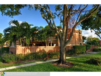 Boca Raton Condo/Townhouse For Sale: 8056 Severn Dr #A