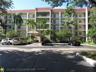 Pompano Beach Condo/Townhouse For Sale: 4191 Cypress Reach Ct #203