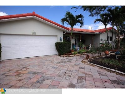 Fort Lauderdale Single Family Home For Sale: 2101 NE 63rd Ct