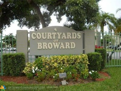 North Lauderdale Condo/Townhouse For Sale: 1810 N Lauderdale Ave #2307