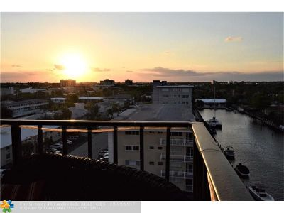 Fort Lauderdale Rental For Rent: 2881 NE 33rd Ct #8A