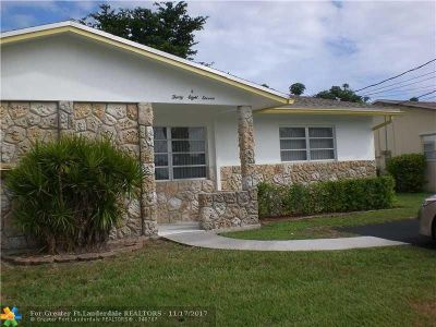 Coconut Creek Rental For Rent: 3811 NW 11th St