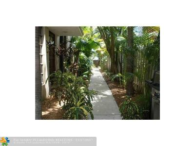 Fort Lauderdale Rental For Rent: 1448 SE 15th St #A