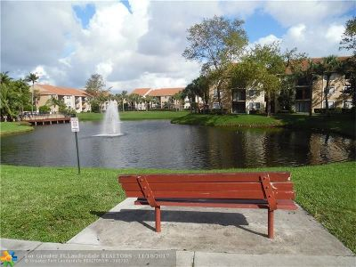 Coral Springs Rental For Rent: 9088 W Atlantic Blvd #521