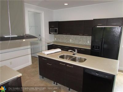 Fort Lauderdale Rental For Rent: 1504 SW 4th Ave #104