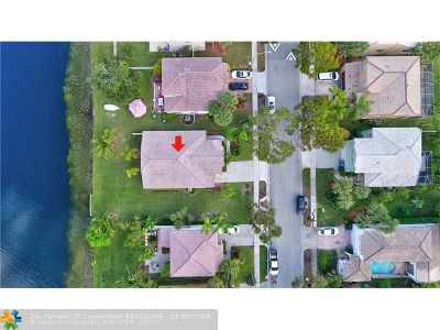 Pembroke Pines Single Family Home For Sale: 15547 NW 5th St
