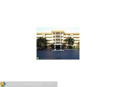 Pompano Beach Condo/Townhouse For Sale: 4000 Cypress Grove Way #301