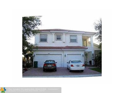 Miramar Single Family Home For Sale: 3561 SW 195th Ave