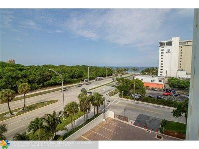 Fort Lauderdale Rental For Rent: 3000 E Sunrise Blvd #5A