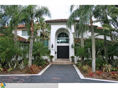 Plantation Single Family Home Backup Contract-Call LA: 11401 SW 1st Ct