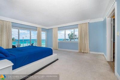 Fort Lauderdale Condo/Townhouse For Sale: 1151 N Fort Lauderdale Beach Blvd #2A
