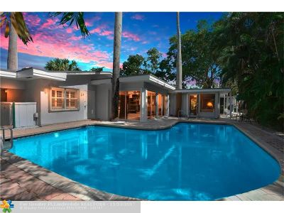 Fort Lauderdale Single Family Home For Sale: 632 SW 8th Ter