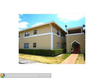 Coral Springs Rental For Rent: 1033 Twin Lakes Dr #27-D