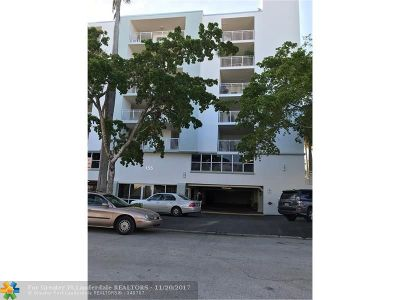 Fort Lauderdale Condo/Townhouse For Sale: 155 Isle Of Venice #703