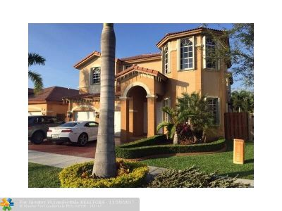 Doral Single Family Home For Sale: 11047 NW 84th St