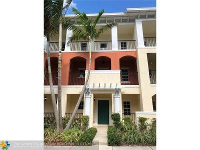 Pompano Beach Condo/Townhouse For Sale: 19 SW 6th Ct #19