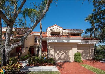 Boca Raton Condo/Townhouse For Sale: 17292 Boca Club Blvd #1307