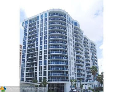 Broward County Condo/Townhouse For Sale: 801 Briny Ave #501