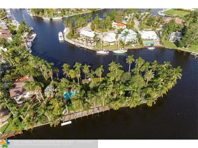 Fort Lauderdale Single Family Home For Sale: 900 SW 5th Pl