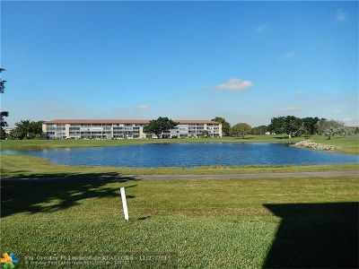 Pembroke Pines Condo/Townhouse For Sale: 13475 SW 9th St #204A